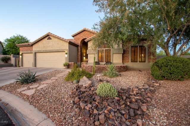 Photo of 3763 N PIEDRA Circle, Mesa, AZ 85207