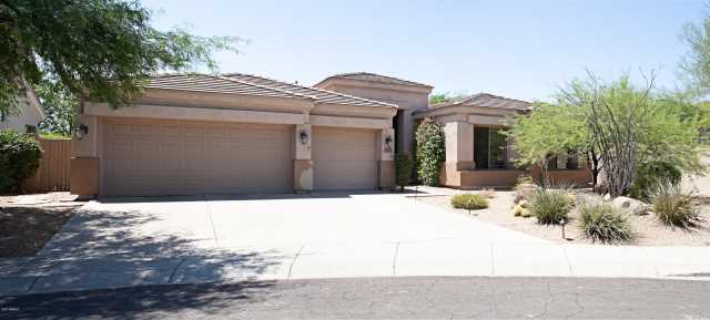 Photo of 7473 E BUTEO Drive, Scottsdale, AZ 85255