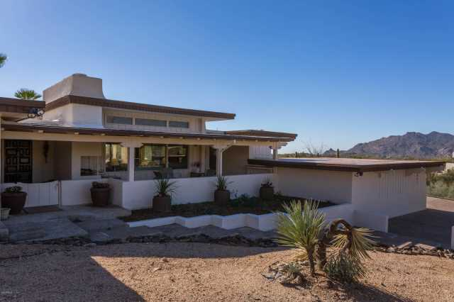 Photo of 8641 E CAREFREE Drive, Carefree, AZ 85377
