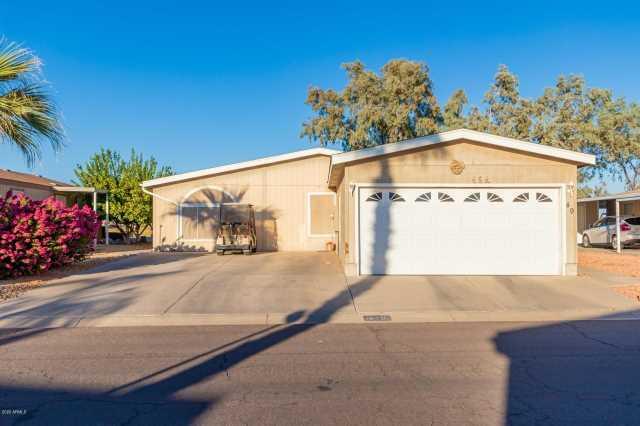 Photo of 11201 N EL MIRAGE Road #A49, El Mirage, AZ 85335