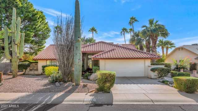 Photo of 10483 E BECKER Lane, Scottsdale, AZ 85259