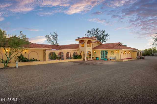 Photo of 6480 S ALAMEDA Road, Gold Canyon, AZ 85118