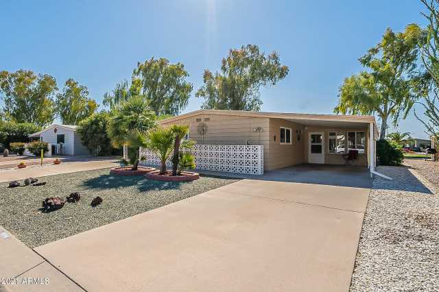 Photo of 8938 E COUNTRY CLUB Drive, Sun Lakes, AZ 85248