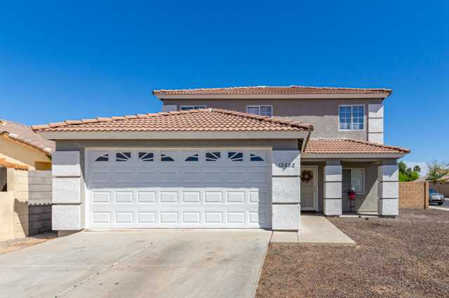 Photo of 12602 W WINDROSE Drive, El Mirage, AZ 85335