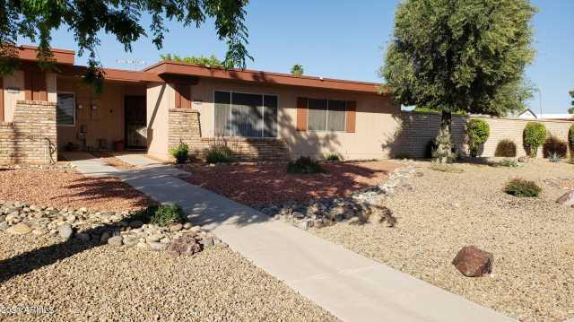 Photo of 10876 W THUNDERBIRD Boulevard, Sun City, AZ 85351