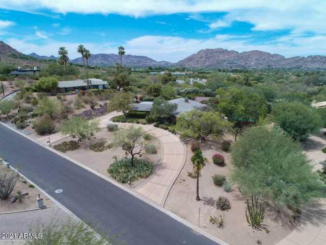 Photo of 6202 E SAGE Drive, Paradise Valley, AZ 85253