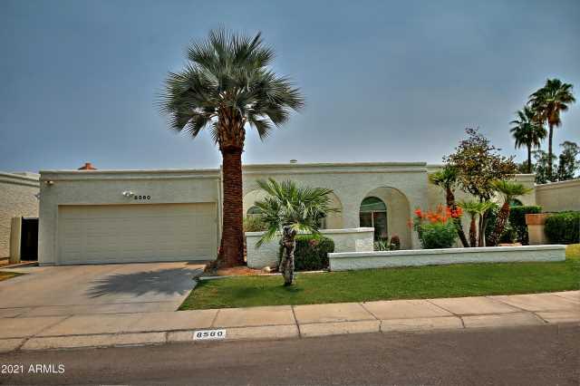 Photo of 8560 E SAN BERNARDO Drive, Scottsdale, AZ 85258