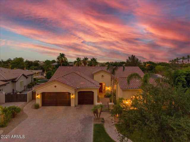 Photo of 4291 S IOWA Street, Chandler, AZ 85248