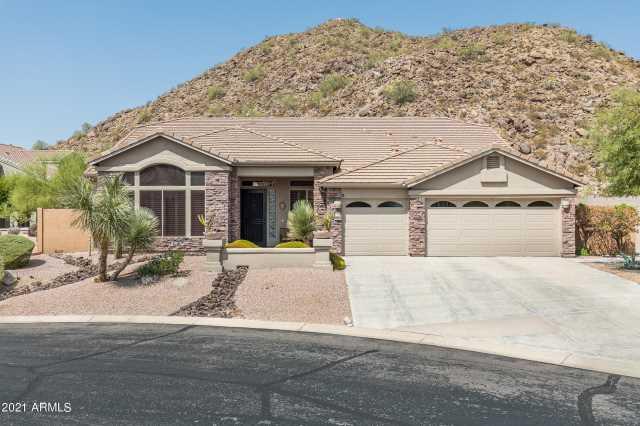 Photo of 3430 N MOUNTAIN Ridge #27, Mesa, AZ 85207