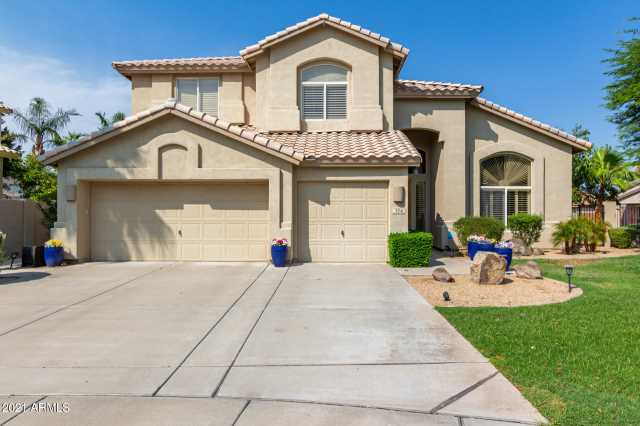 Photo of 3350 S BEVERLY Place, Chandler, AZ 85248