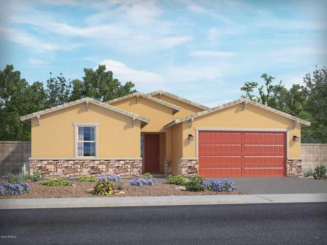 Photo of 18520 W ALICE Avenue, Waddell, AZ 85355