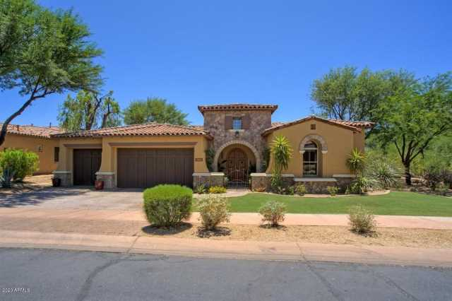 Photo of 9239 E Mountain Spring Road, Scottsdale, AZ 85255