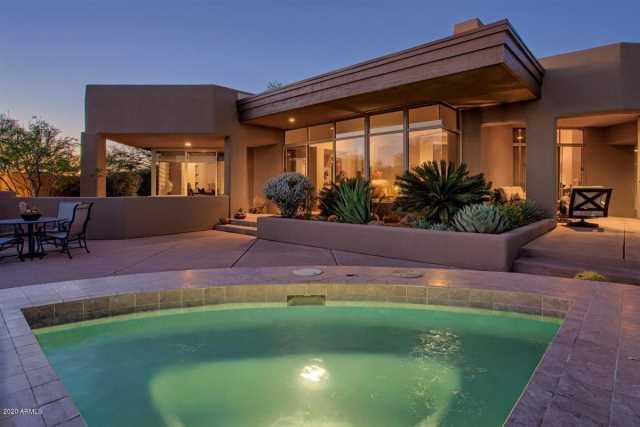 Photo of 10651 E HONEY MESQUITE Drive, Scottsdale, AZ 85262