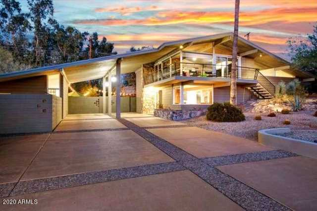 Photo of 4316 E PALO VERDE Drive, Phoenix, AZ 85018