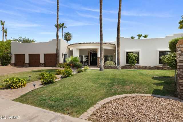 Photo of 10011 E WINDROSE Drive, Scottsdale, AZ 85260