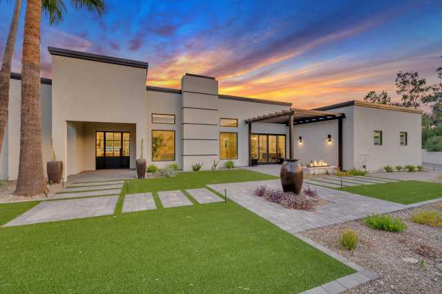 Photo of 4921 E ARROYO VERDE Drive, Paradise Valley, AZ 85253