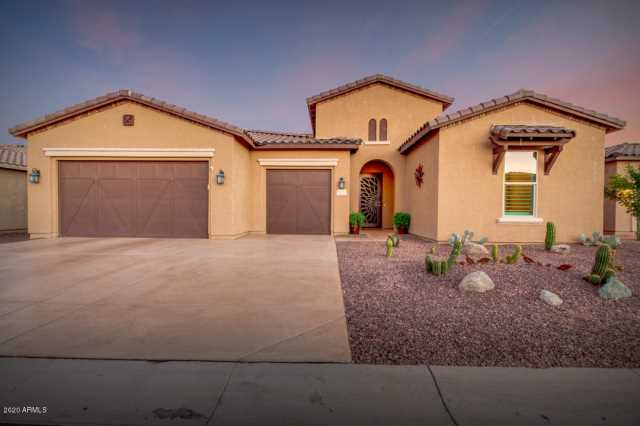 Photo of 20275 N PEPPERMINT Drive, Maricopa, AZ 85138