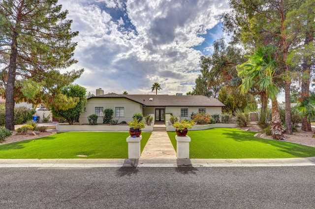 Photo of 5827 E ANGELA Drive, Scottsdale, AZ 85254