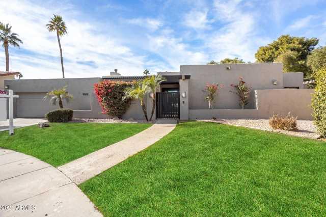 Photo of 8168 N VIA BUENO --, Scottsdale, AZ 85258