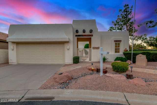 Photo of 24420 S METEOR Court, Sun Lakes, AZ 85248