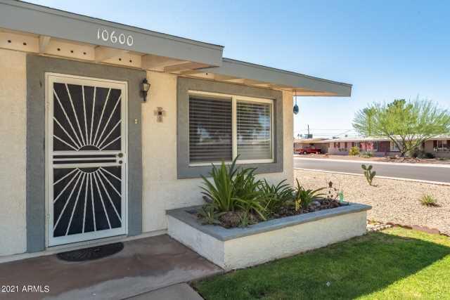 Photo of 10600 W OAKMONT Drive, Sun City, AZ 85351