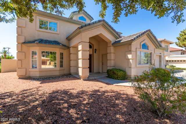 Photo of 5867 W DEL LAGO Circle, Glendale, AZ 85308