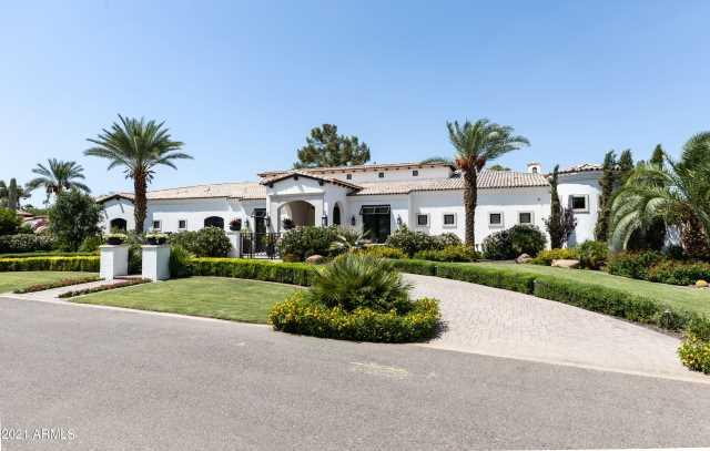 Photo of 5802 E DONNA Lane, Paradise Valley, AZ 85253