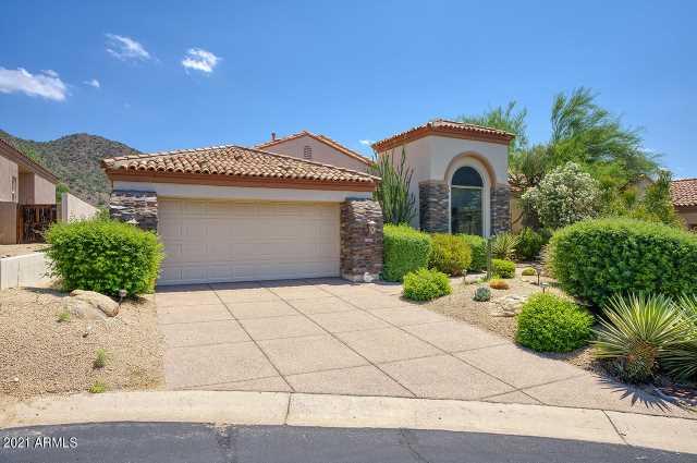 Photo of 13689 E SHAW BUTTE Drive, Scottsdale, AZ 85259