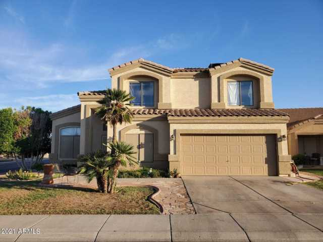 Photo of 12901 W GELDING Drive, El Mirage, AZ 85335