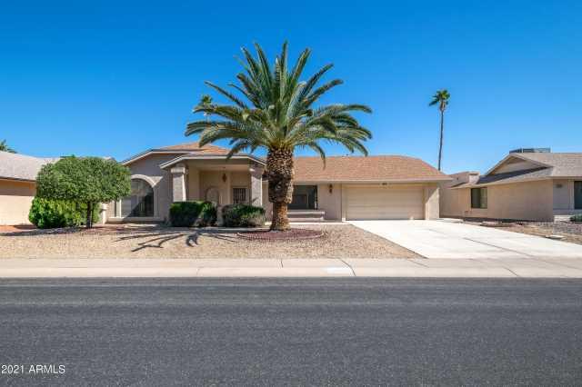 Photo of 14418 W YOSEMITE Drive, Sun City West, AZ 85375