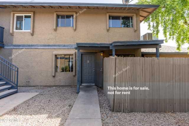 Photo of 286 W PALOMINO Drive #102, Chandler, AZ 85225