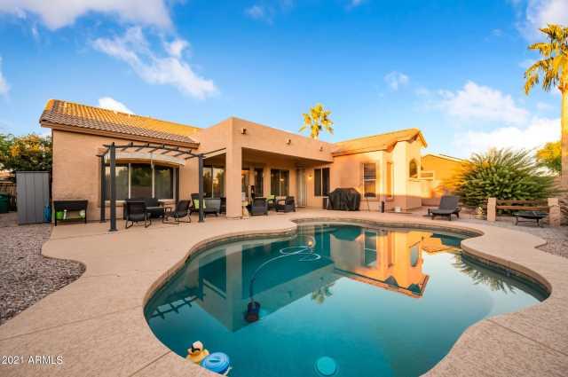 Photo of 9131 E HOBART Street, Mesa, AZ 85207