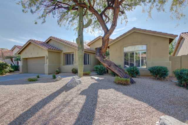 Photo of 9851 E WINCHCOMB Drive, Scottsdale, AZ 85260
