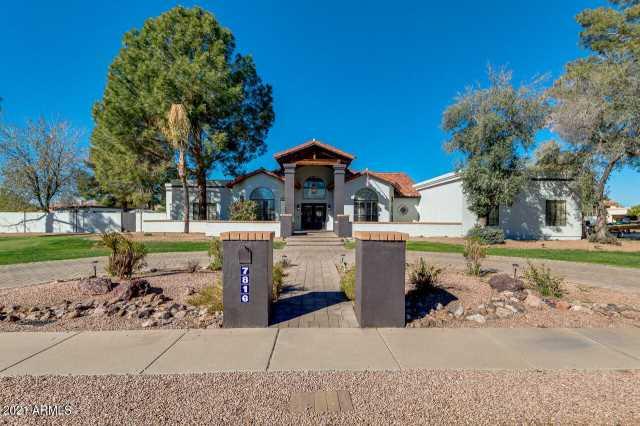 Photo of 7816 S LAKESHORE Drive, Tempe, AZ 85284