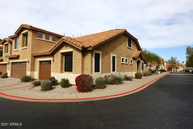 Photo of 5415 E MCKELLIPS Road #63, Mesa, AZ 85215