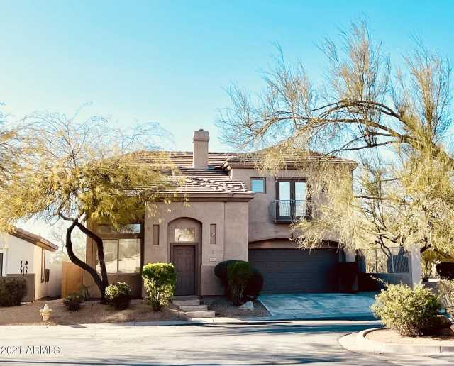 Photo of 4021 E Barwick Drive, Cave Creek, AZ 85331