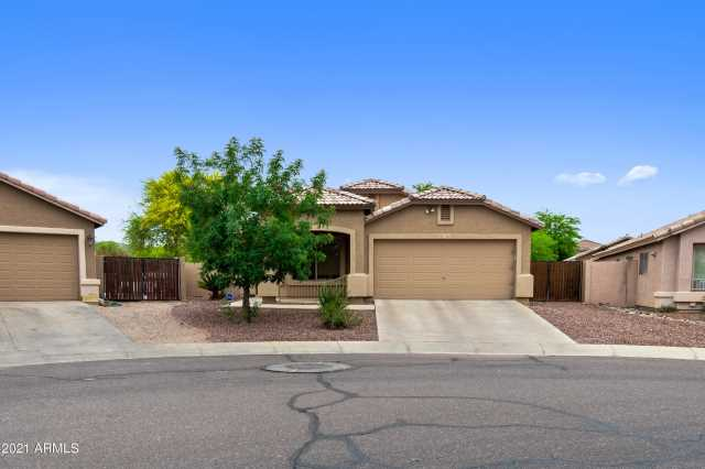 Photo of 4305 W FREMONT Road, Laveen, AZ 85339