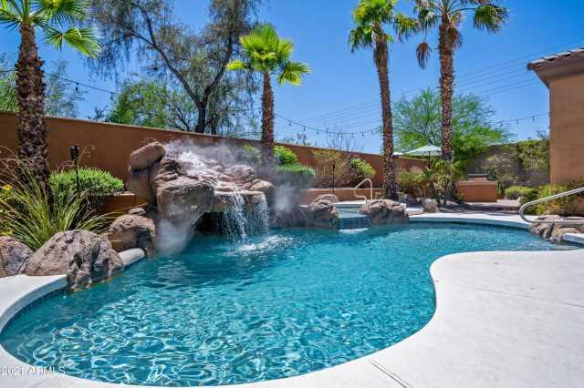 Photo of 8817 E WETHERSFIELD Road, Scottsdale, AZ 85260