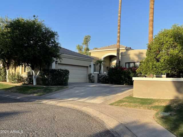 Photo of 7878 E GAINEY RANCH Road #48, Scottsdale, AZ 85258