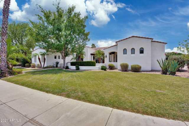 Photo of 4325 E VIRGO Place, Chandler, AZ 85249