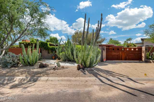 Photo of 5018 N 71ST Place, Paradise Valley, AZ 85253