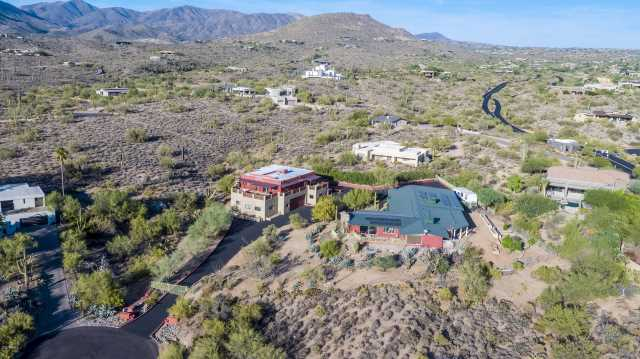 Photo of 8747 E NO MORE Road, Carefree, AZ 85377