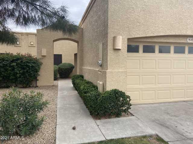 Photo of 5505 E MCLELLAN Road #86, Mesa, AZ 85205