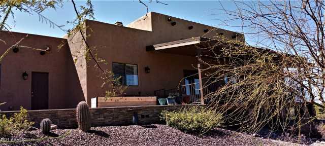 Photo of 235 W RIDGECREST Road, Desert Hills, AZ 85086