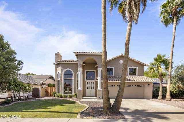 Photo of 6914 W TOPEKA Drive, Glendale, AZ 85308