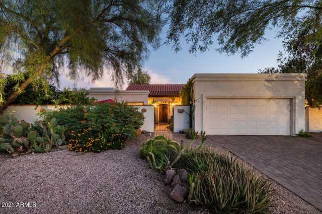 Photo of 10285 E BELLA VISTA Drive, Scottsdale, AZ 85258