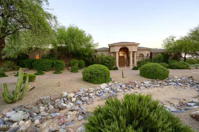Photo of 8845 E DIAMOND RIM Drive, Scottsdale, AZ 85255