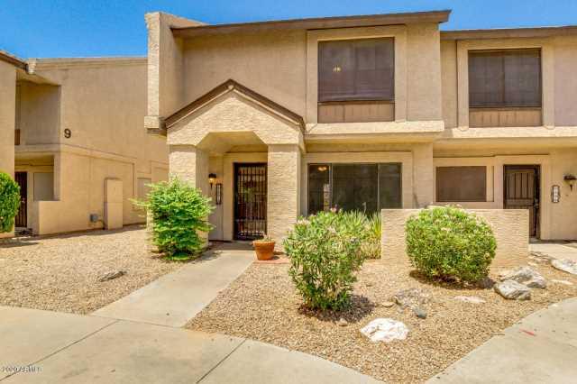 Photo of 4608 W MARYLAND Avenue #1137, Glendale, AZ 85301