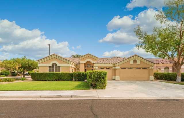 Photo of 1479 S CHOLLA Street, Gilbert, AZ 85233