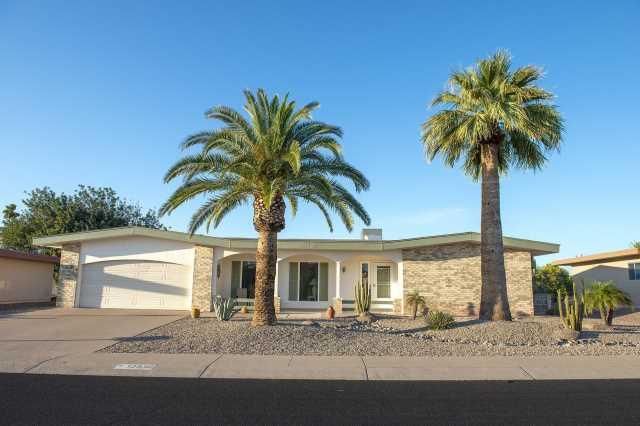 Photo of 10838 W ACACIA Drive, Sun City, AZ 85373